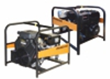 Three phase power generators GRIZZLI