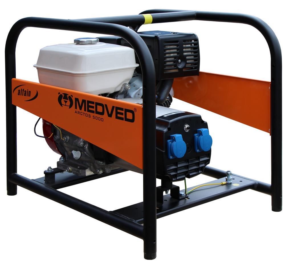 Power Generator ARCTOS 5000 H CCL oooooo   ALFA IN